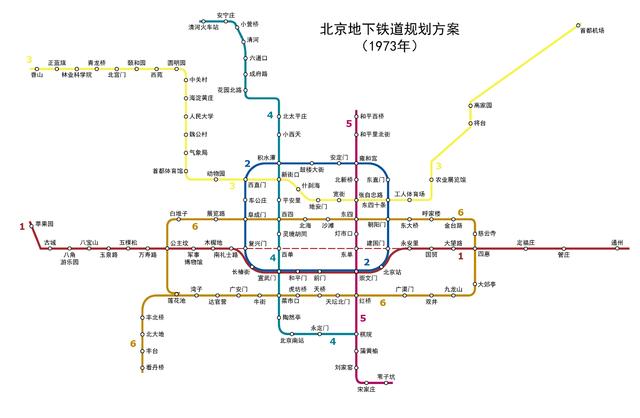 Пекинский метрополитен -