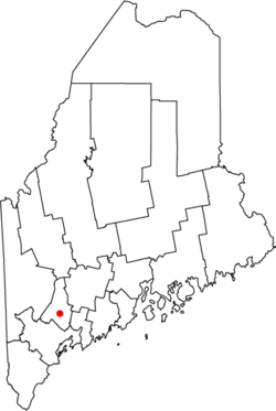 Map of Maine highlighting Lewiston.png