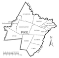 Map of Pike County, Pennsylvania.png