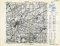 Map of pre World War II Germany TK25 Cloppenburg 3114.jpg