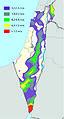 Map of wind power in Israel.jpg