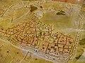 Maqueta del Sagunt medieval, Casa dels Berenguer.JPG