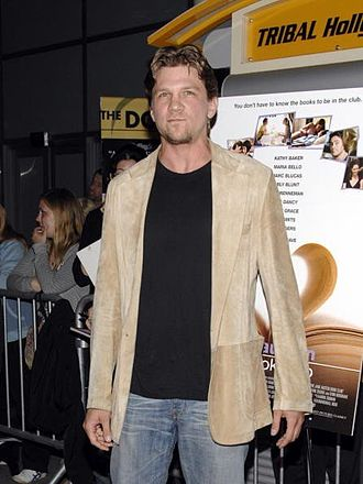 Marc Blucas - Blucas at the premiere of The Jane Austen Book Club in 2007