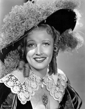 The Three Musketeers (1935 film) - Margot Grahame as Milady de Winter