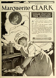 <i>Come Out of the Kitchen</i> 1919 lost silent drama film directed by John S. Robertson