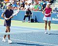 Maria Kirilenko & Elena Vesnina - 2009 US Open.jpg