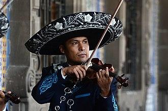Mariachi - Image of a mariachi