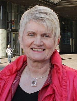 Marian Harkin - Image: Marian Harkin 2012