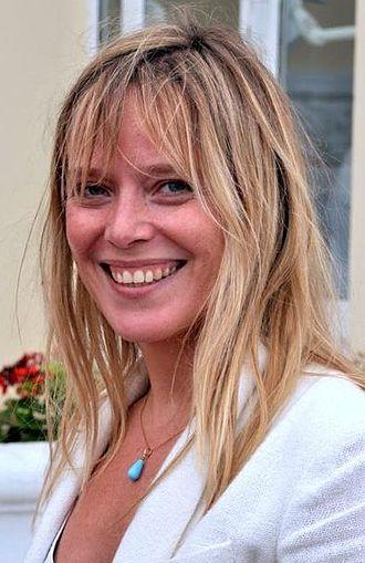 Marie Guillard - Guillard at the Cabourg film festival in 2012