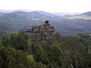Mariina skála - The Marienfels