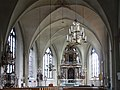 Mariestad Cathedral tow East.JPG