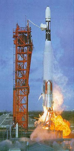Mariner 4 - Launch of Mariner 4