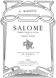 Salomé Mariotte Wikipedia