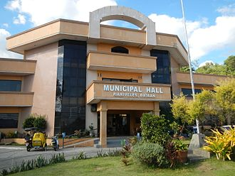 Mariveles, Bataan - Municipal hall