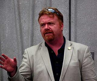 Mark Hirst British journalist