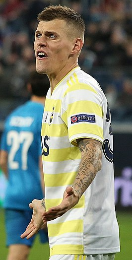 Škrtel in 2018