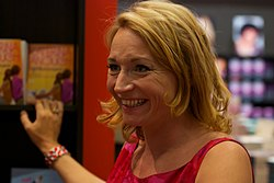 Martina Haag Göteborg Book Fair 2011.jpg