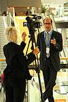 Marwan Younis being interviewed (7635803974).jpg
