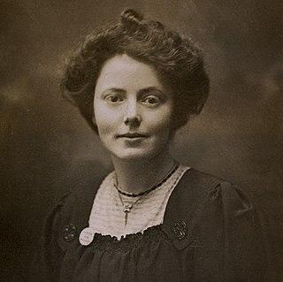 Mary Gawthorpe British activist