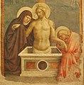 Masolino, pietà, 1424, da battistero della colegiata 02.JPG