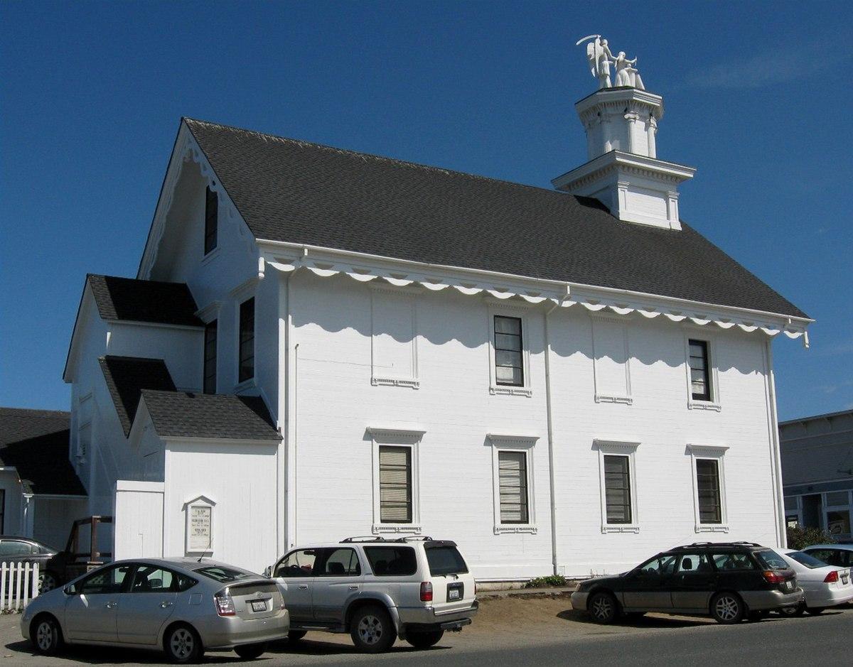 Masonic Hall (Mendocino, California) - Wikipedia