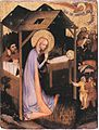Master Of The Trebon Altarpiece - The Adoration of Jesus - WGA14634.jpg