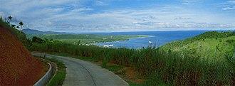 Matnog, Sorsogon - Skyline of Matnog