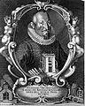 Mattheo Gablero. Line engraving, 1621. Wellcome L0005547.jpg