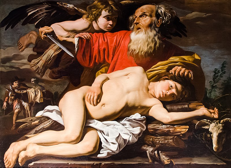 File:Matthias Stom - Le sacrifice d'Abraham.jpg