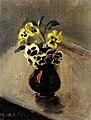 Maurice Asselin - Pensées dans un vase.jpg
