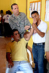 Medical team trains local disaster response volunteers 150711-F-LP903-894.jpg