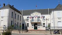 Mehun-sur-Yèvre - Hôtel de ville.JPG