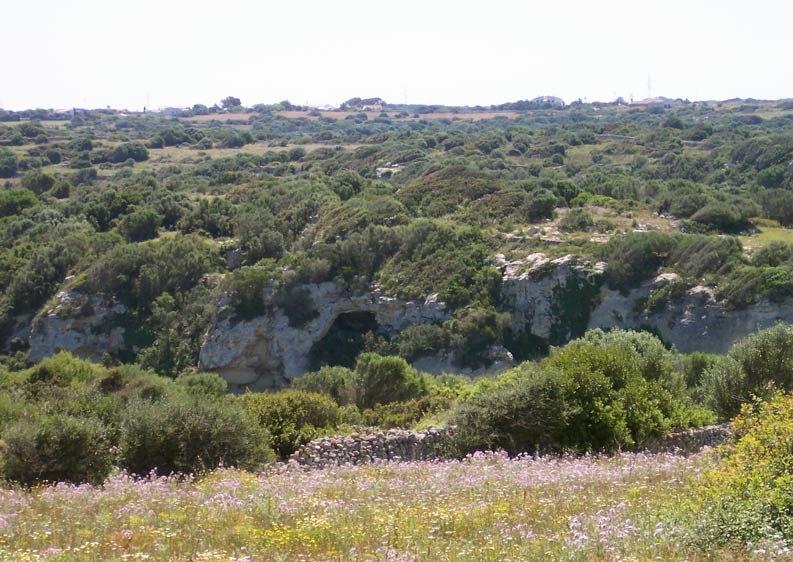 Menorca-Barranc d Algendare