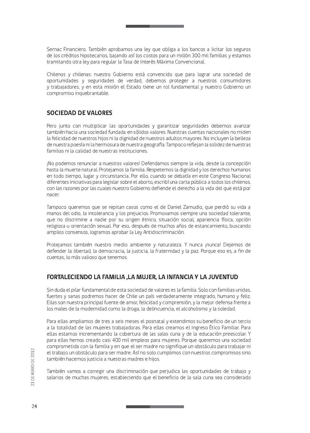 Páginamensaje Presidencial Del 21 De Mayo De 2012pdf25