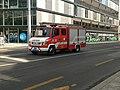 Mercedes Vario Firefighter Swiss blue plate (39203648611).jpg