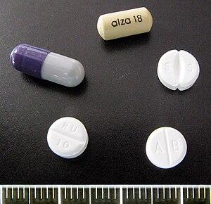 Voxra Amfetamiinijohdannainen