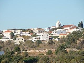 Mexilhoeira Grande Civil parish in Algarve, Portugal