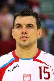 Michał Jurecki Polish handball player