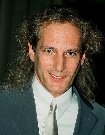 Picture of a band or musician: Michael Bolton