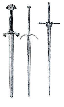 miekka latinaksi