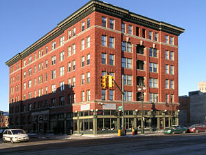 Midtown Woodward Historic District - Image: Midtown Woodward Historic District 14 Charlotte