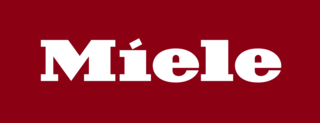 Miele German manufacturer of high-end domestic appliances and commercial equipment