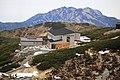 Mikurigaike Onsen and Mount Okudainichi.jpg