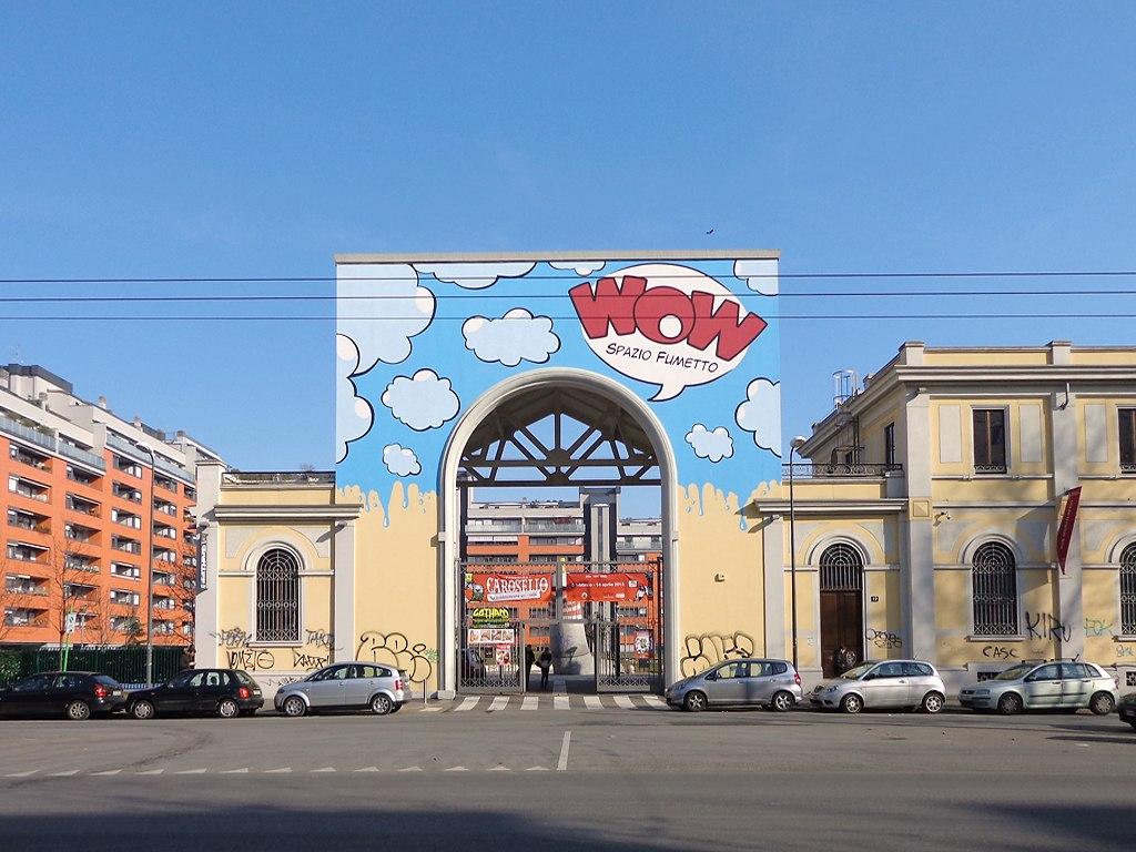 Milano WOW Spazio Fumetto