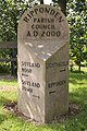 Milestone, Syke Hill - geograph.org.uk - 38161.jpg