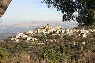 Mimet - The village of Mimet