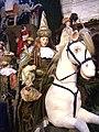 Mindelheim Jesuitenkirche Krippe Königin von Saba Pferd.jpg