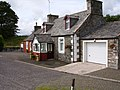 Minto Cottage at the Junction with the A755 - geograph.org.uk - 522043.jpg
