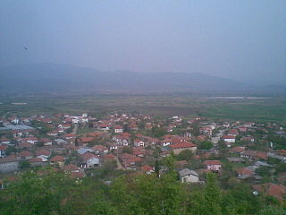 Miravci Village in Southeastern, North Macedonia