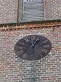 Mirow (Banzkow) Kirche rostige Uhr 2014-09-04 4.JPG